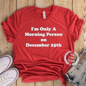 Christmas Shirt Sayings.Funny Christmas Shirts With Sayings Red Nwt Boutique